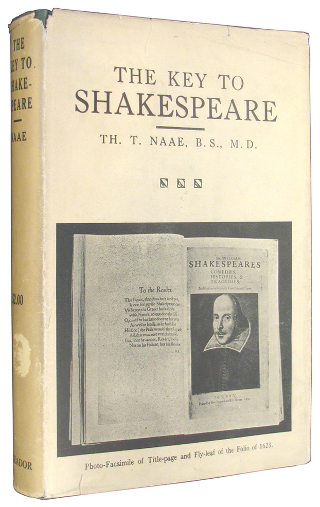 NAAE, TH. T. - The Key to Shakespeare.