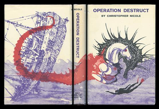 NICOLE, CHRISTOPHER. - Operation Destruct.