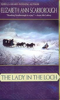 SCARBOROUGH, ELIZABETH ANN. - The Lady in the Loch.