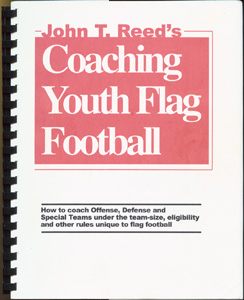 REED, JOHN T. - Coaching Youth Flag Football.