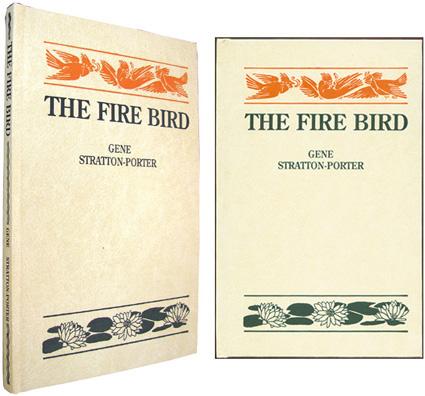 STRATTON-PORTER, GENE. - The Fire Bird.